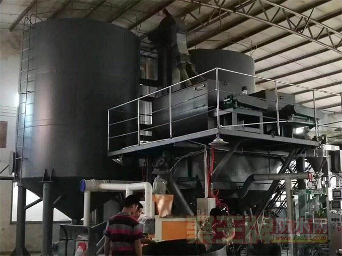 壁力虎防水品牌店面形象大型生产设备