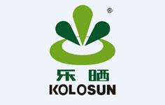 乐晒防水品牌logo图片
