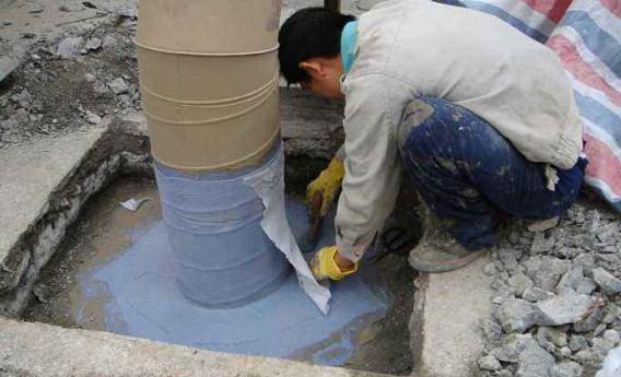 穿墙管密封用K11柔韧型防水涂料