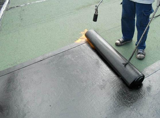 解析卷材屋面防水构造,平屋顶卷材防水做法