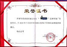 CCTV推广品牌