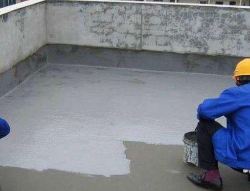 家庭装修室内防水施工及室内防水价格