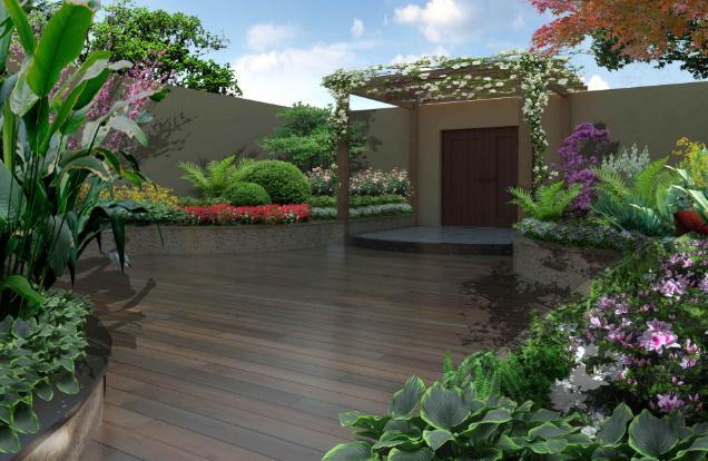 做好防水打造高品质屋顶花园!