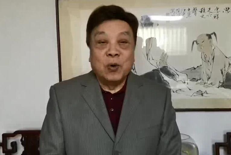 派丽万禹防水名人祝福-赵忠祥