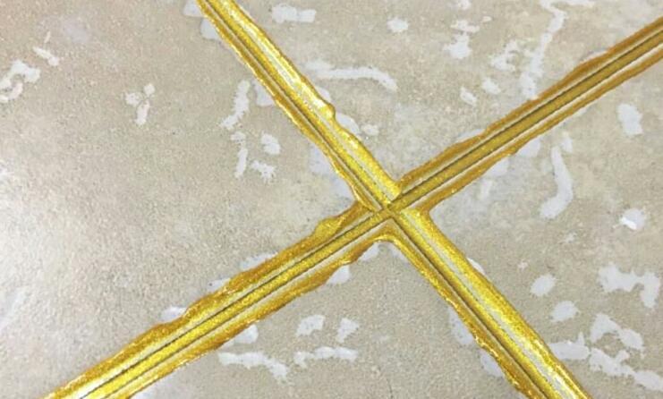 美缝剂施工中的常见问题及原因分析