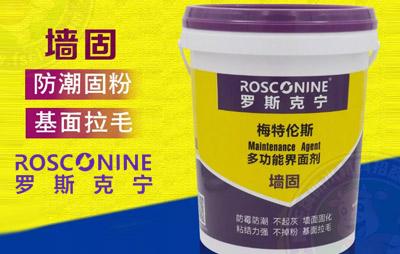 罗斯克宁黄色墙固-梅特伦斯界面剂