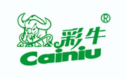 彩牛防水品牌logo图片