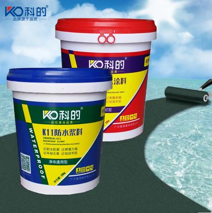 """科的k11防水涂料""""柔性""""和""""刚性""""到底那个好?"""