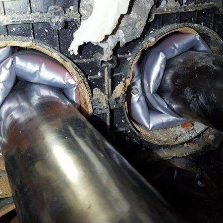 电缆套管道防水密封材料