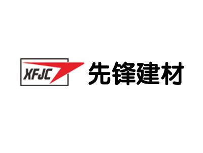 湖南先锋建材有限公司企业形象图片logo