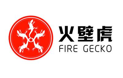 火壁虎防水品牌logo图片