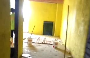 墙固涂刷效果