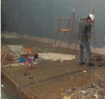地下室堵漏施工 地下室漏水如何堵漏