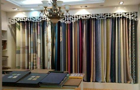 开个墙布窗帘店,竟然一年不用自己的钱发工资?