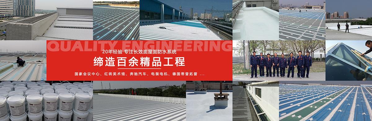 北京顶安防水技术有限公司