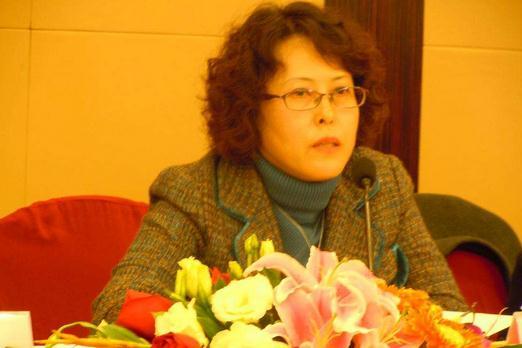 中国建筑业协会建筑防水分会常务理事长兼秘书长曲慧