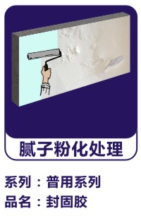 封固胶(普通系列)