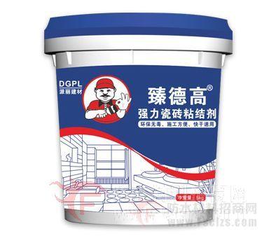 点击查看强力瓷砖粘结剂详细说明