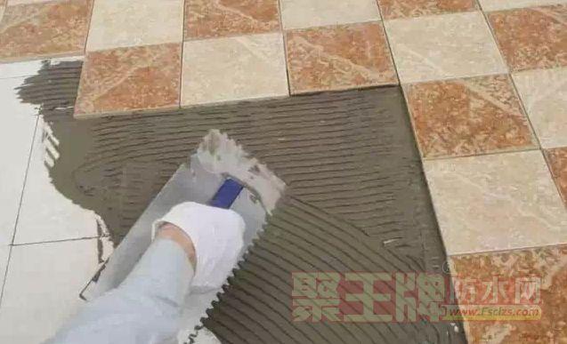 瓷砖胶的这5个问题,连施工师傅都不一定全都懂
