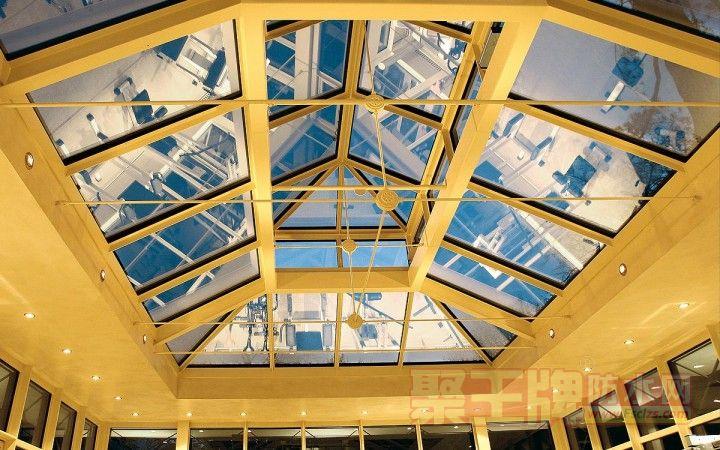 阳光房屋面防水基本方法,归纳起来有两种
