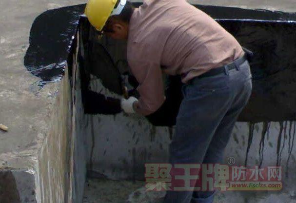 聚氨酯防水涂料的施工