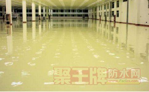 无溶剂防滑环氧树脂地坪漆