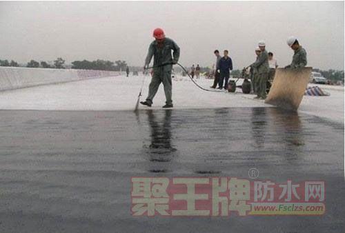屋面防水层