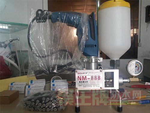 耐尔密NM-888型压力灌注机