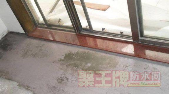 窗户防水,窗户防水堵漏