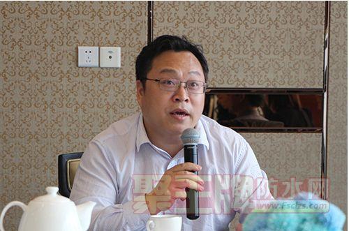 深圳东方雨虹举行2018年防水专家春茗座谈会