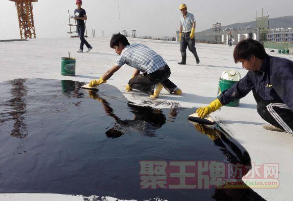 聚氨酯防水涂料应用中可能出现的问题及防治