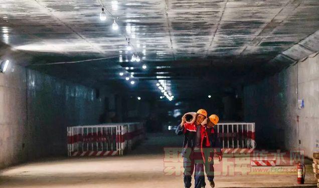 综合管廊新闻:5月18日,北京城市副中心地下综合管廊首度曝光!