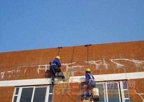 建筑外墙防水设计及施工要点