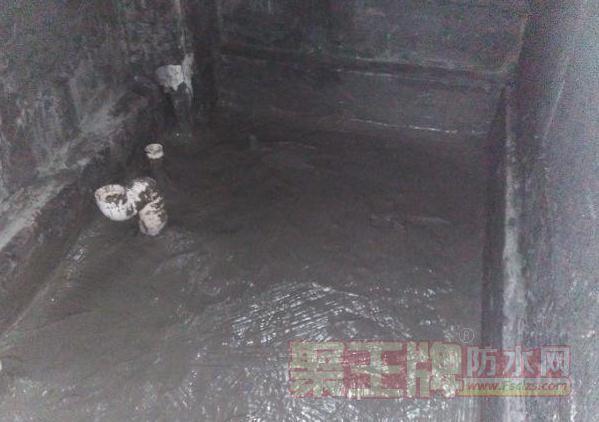 卫浴间重点防水部位