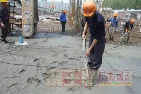 混凝土你还这样施工,就是不正确的
