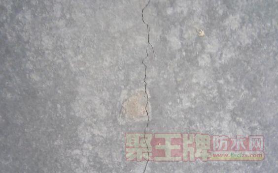 混凝土裂缝产生的原因分析及裂缝修补防治方法