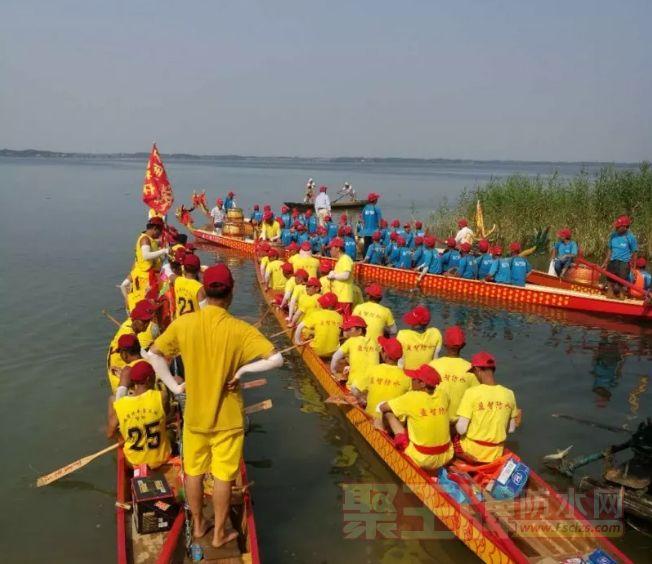 盈智防水:划桨敲鼓赛龙舟 庆端午.png
