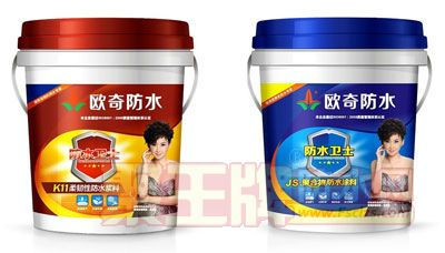 欧奇 防水产品:911聚氨脂防水涂料
