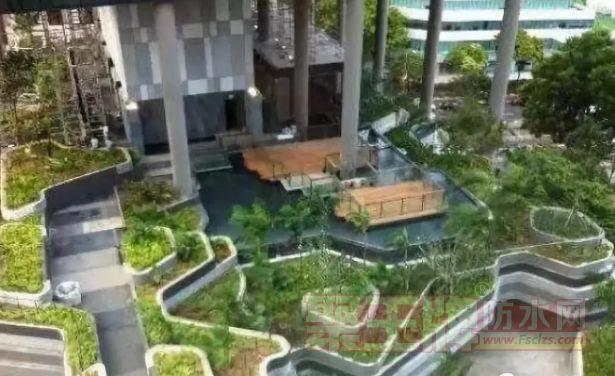 想要打造高品质屋顶花园,做不好防水那怎么能行呢?