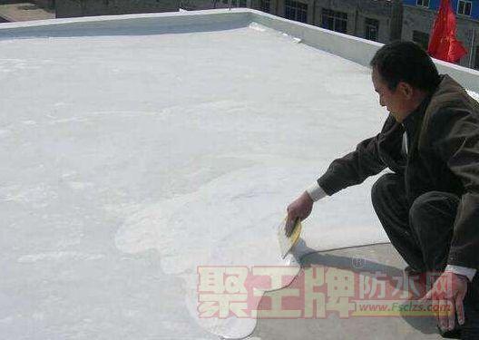 晒不热防水涂料:晒不热材料能够降低物体表现的温度和热量