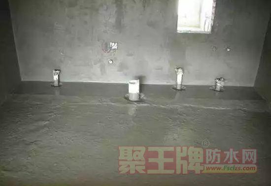 JS防水涂料施工工艺