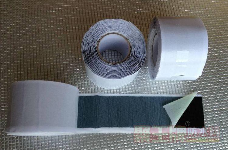 丁基胶带施工:丁基胶带在斜井中如何使用?
