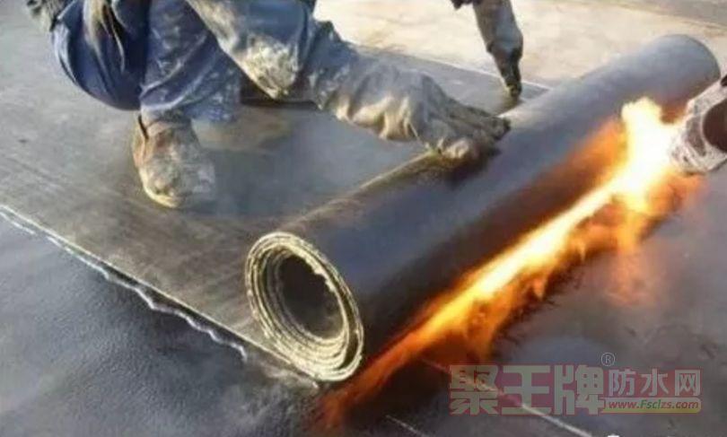火烤卷材施工步骤 热熔卷材施工步骤详解
