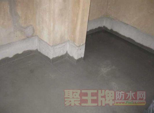 防水基层如何处理?基面处理影响着防水工程的质量!