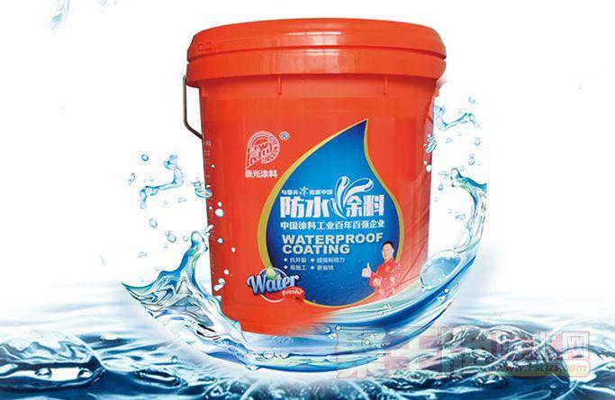 晨光好涂宝通用型防水涂料多少钱一桶,贵不贵?