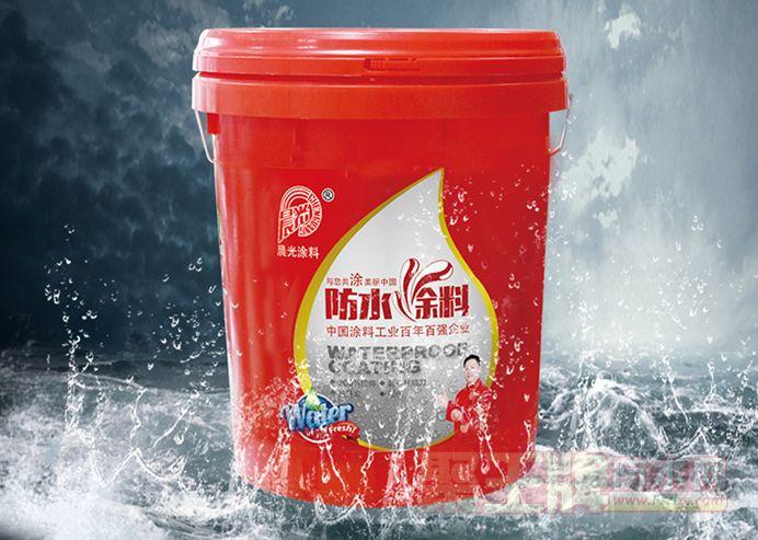 弹性聚合物水泥防水涂料价格:422一桶10kg解决您的漏水问题