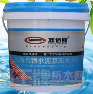 嘉佰丽卫生间JS聚合物水泥基防水涂料 阳台优质防水涂料