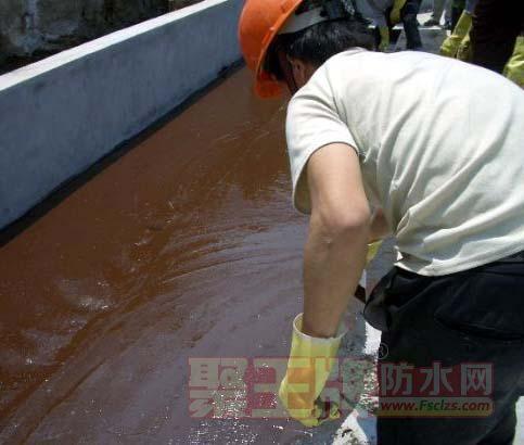 欧奇高弹性橡胶防水涂料,开启防水环保新时代!