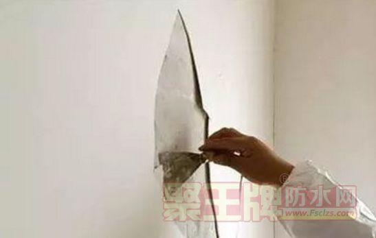 刮腻子要刮几遍?专业的腻子施工防止墙面落灰空鼓