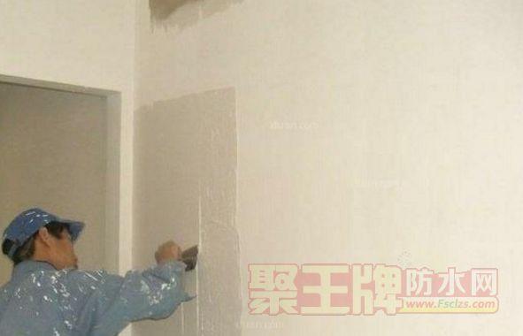 闷热潮湿季墙壁发霉怎么办?专业人士建议使用耐水腻子防霉